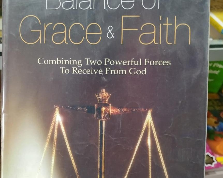 Living In The Balance Of Grace And Faith By Andrew Wommack. | Books & Games for sale in Nairobi, Nairobi Central